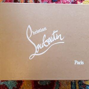 Christian Louboutin Jersey Vamp Heels